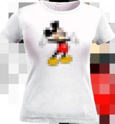 csajszi pólók