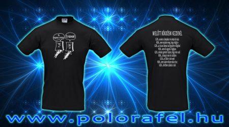 Fénytechnikus póló