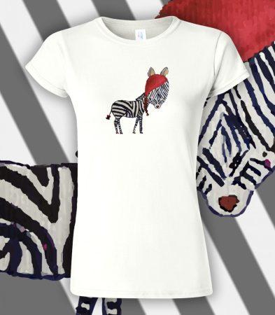 Zsófi zebra