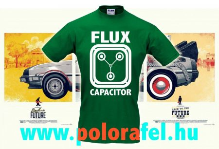 Fluxus kondi/ Flux capacitor