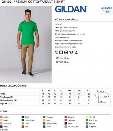 Gildan 4100