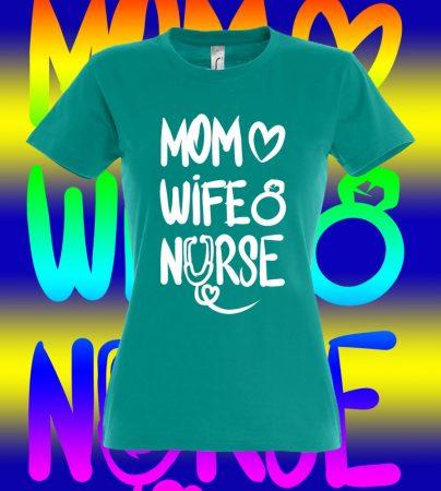 Anya, feleség, nővérke